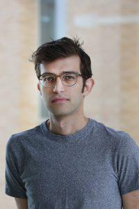 Predoctoral Trainee Reza Djavadian (Johannsen Lab)