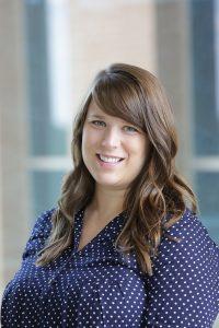 Postdoctoral Trainee Dr. Jaimee Eckers (Kimple Lab)