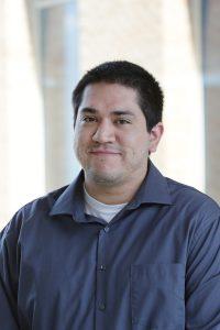 Predoctoral Trainee Ruben Moreno (Lambert Lab)