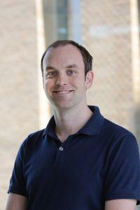Predoctoral Trainee Patrick Nyman (Lambert Lab)
