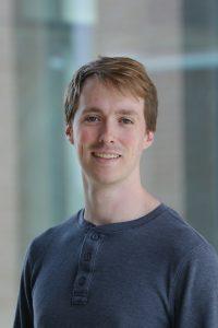 Predoctoral Trainee Nicholas Van Scriver (Kenney Lab)